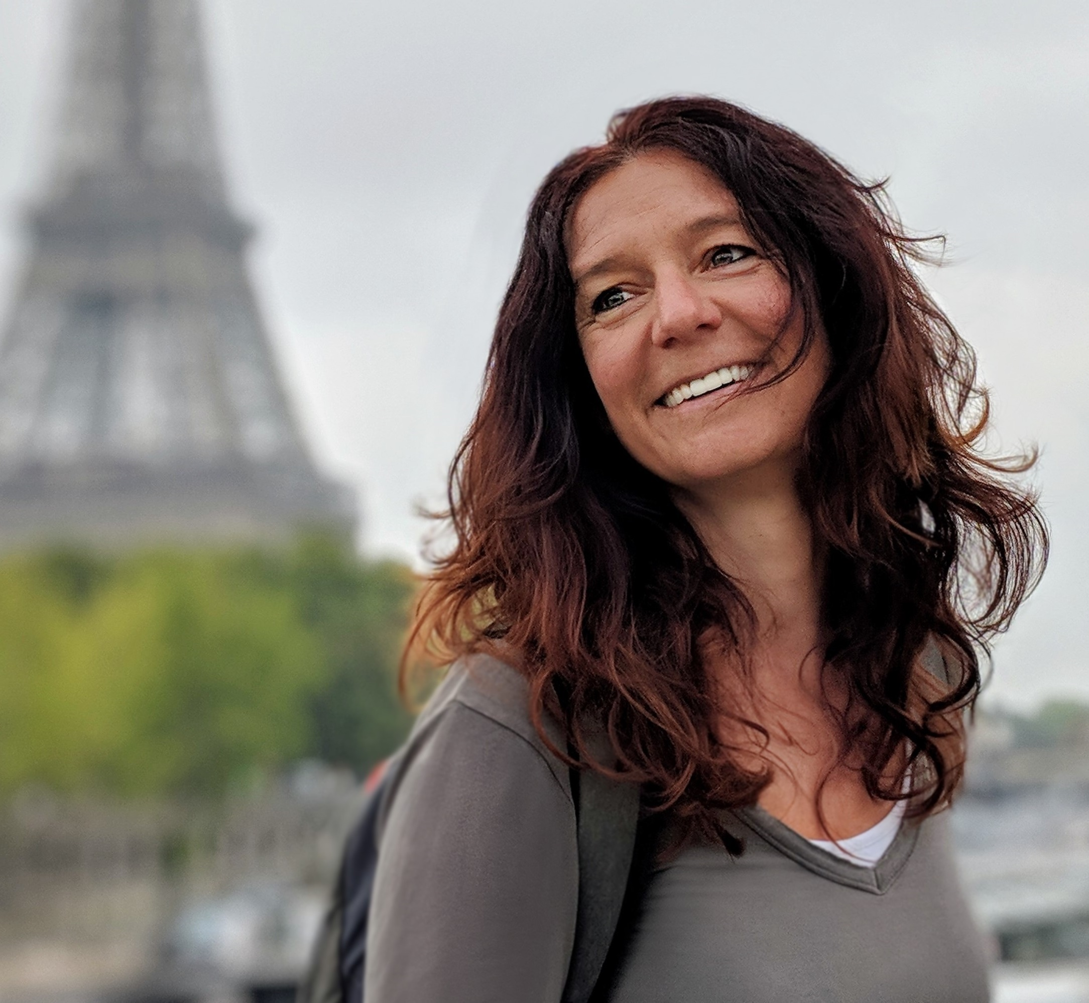 Health Coach Stella Loichot in Paris