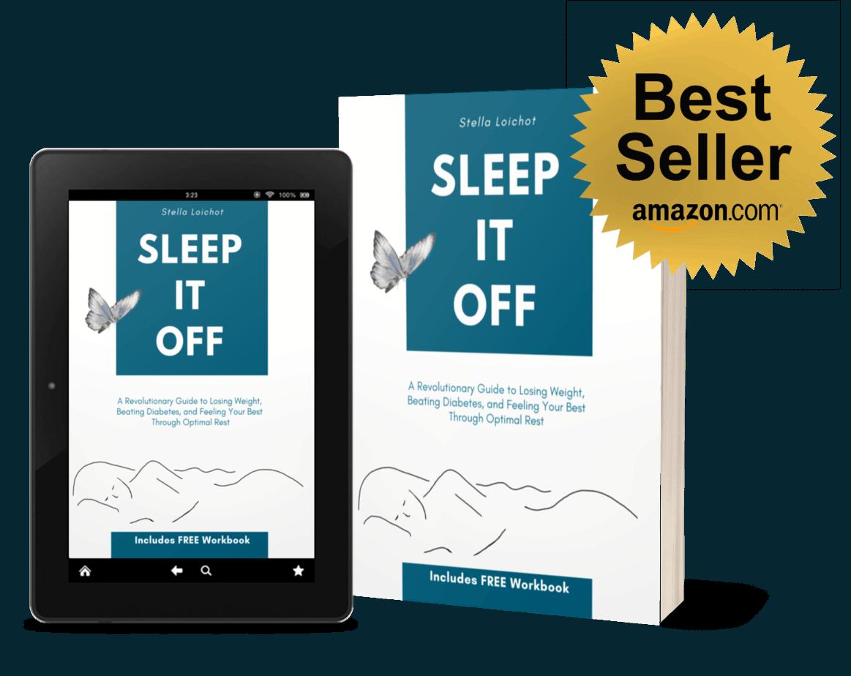 Sleep It Off Books Amazon Best Seller