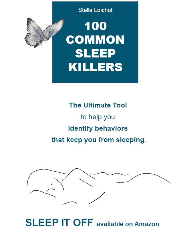 Cover Photo for 100 Common Sleep Killer Checklist